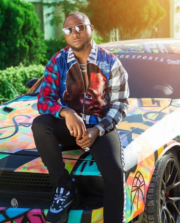Davido celebrates 26th birthday in style