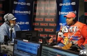 Stogie T spits bars during an interview with Sway (VIDEO)