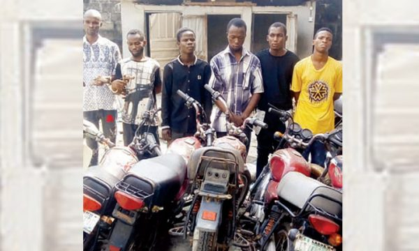 I only robbed Yahoo boys, not innocent people – Robbery suspect