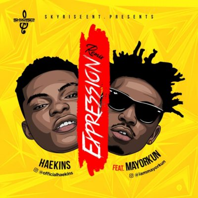 DOWNLOAD: Haekins – Expression (Remix) ft Mayorkun (mp3)