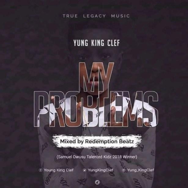 DOWNLOAD: Samuel Owusu – My Problems (mp3)