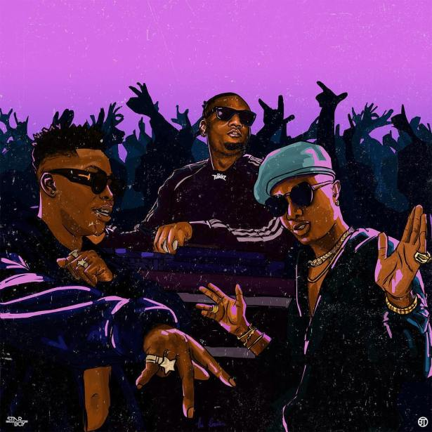 DOWNLOAD: DJ Tunez ft. Wizkid & Reekado Banks – Turn Up (mp3)