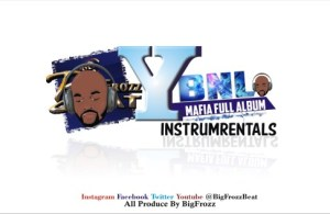 Download Instrumental: Fire Down – Fireboy DML