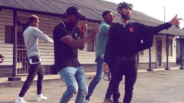 VIDEO: PHM ft. Phyno, Rhatti, Nuno, Cheque – Nyem Space