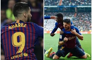Barcelona beat Real Madrid to make Copa del Rey history