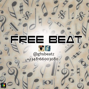 Download Freebeat: Afro hiphop (Prod Ghsbeatz)