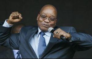 Jacob Zuma's killer pose sends Twitter into overdrive