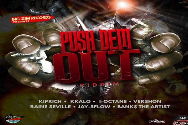 DOWNLOAD: I-Octane – Gwaan Talk (Push Dem Out Riddim) (mp3)