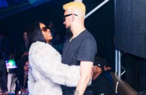 AKA and Zinhle's pleasure ride in Los Angeles (Video)