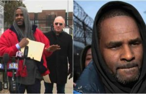 R. Kelly released from jail after stranger paid 1K on his behalf