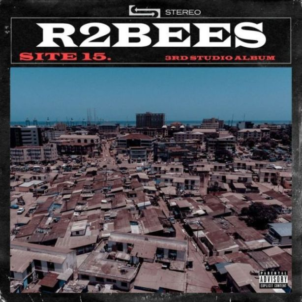 DOWNLOAD: R2Bees – Ex (mp3)