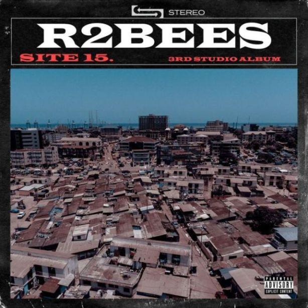 Download Album: R2Bees – Site 15 [mp3 Zip File]