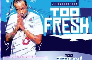 DOWNLOAD: Tommy Lee Sparta – Too Fresh (mp3)
