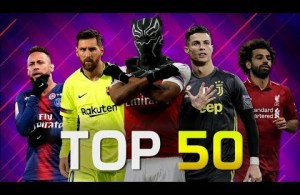 VIDEO: Top 50 Moments When Football Stars Being Humiliated 2019