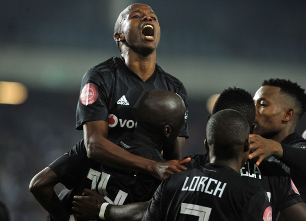 Orlando Pirates take a six point lead with win over Free State Stars