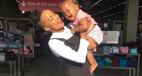 "Ntando Duma – ""I am not an irresponsible mother"""