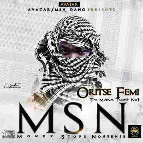 DOWNLOAD: Oritse femi – MSN (Money Stops Nonsense) [Full Album mp3]