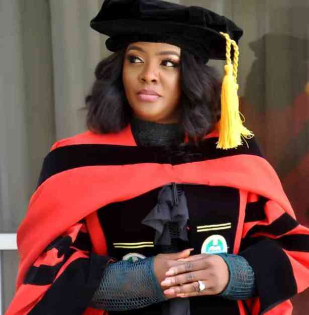 Helen Paul dedicates her PhD to her mum; reveals she was conceived through rape