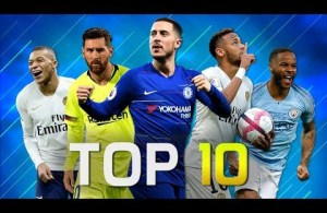 VIDEO: Top 10 Deadly Football Dribbles 2019