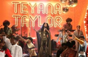 """WATCH: Teyana Taylor Performs """"Issues / Hold On"""" On The Ellen Show"""