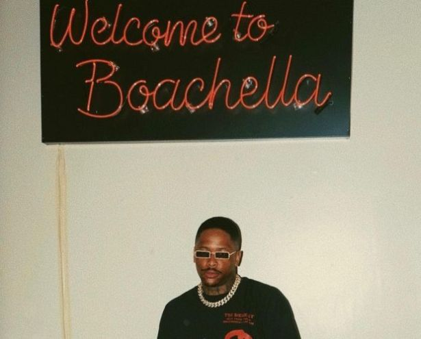 """Yg Debuts """"Stop Snitching"""" & Announces Album Release Date At Coachella"""