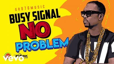 DOWNLOAD: Busy Signal – No Problem (mp3)
