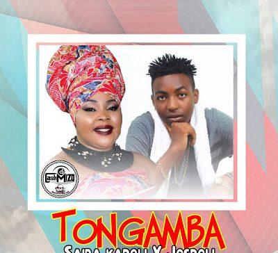 DOWNLOAD: Saida Karoli ft Josroli – Tongamba (mp3)