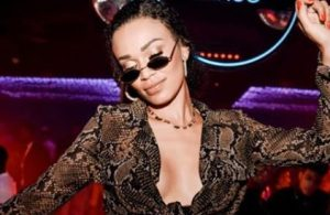 Pearl Thusi Vibes To A Newly Dropped Song She Featured In (VIDEO)