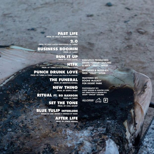 "Oncue ""I Hate Me Too"" Album Artwork, Tracklist & Release Date Revealed"