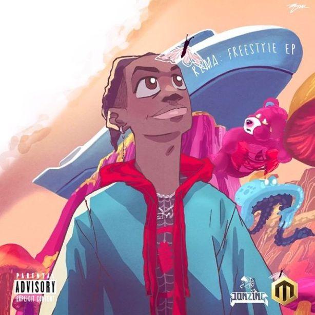 DOWNLOAD: Rema – Freestyle (EP) (Album)