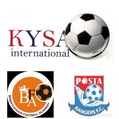 Brightlucious Football Academy & Posta Rangers FC And KYSA International Soccer Academy Sign Partnership Agreement