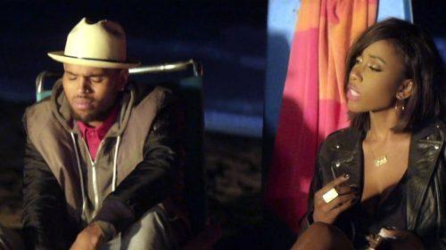 DOWNLOAD: Chris Brown Ft. Sevyn Streeter – Red Handed (mp3)