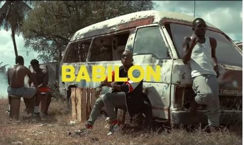 DOWNLOAD: Rich Mavoko – Babilon (mp3)