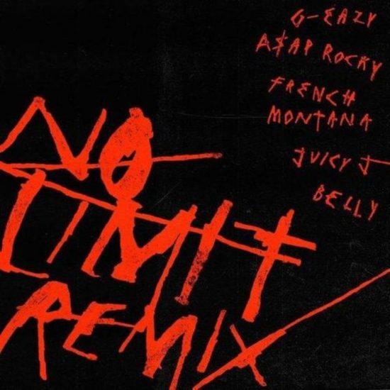 DOWNLOAD: G-Eazy – No Limit (Remix) ft. Asap Rocky, Cardi B, French Montana, Juicy J, Belly MP3