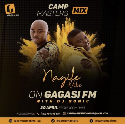 DOWNLOAD: CampMasters – Gagasi FM Nay'le Vibe Mix MP3