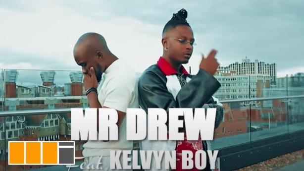 VIDEO: Mr Drew – Later Ft. Kelvyn Boy | mp4 Download