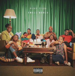 DOWNLOAD Ricky Tyler ft Harvey – Friday MP3