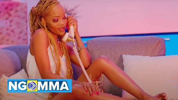 VIDEO: Willy Paul Ft. Ruby – Roho Mbaya | mp4 Download