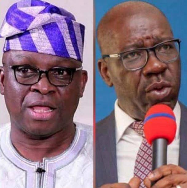 Don't Return To APC After Victory, Fayose Warns Obaseki
