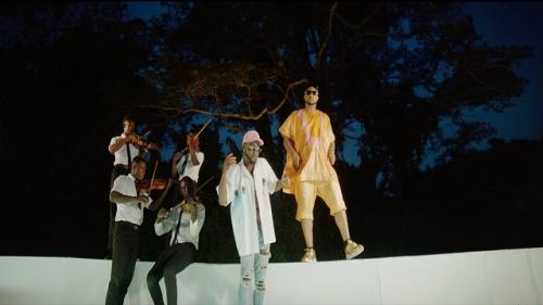 VIDEO: B-Red Ft. Davido – Bimpe   mp4 Download