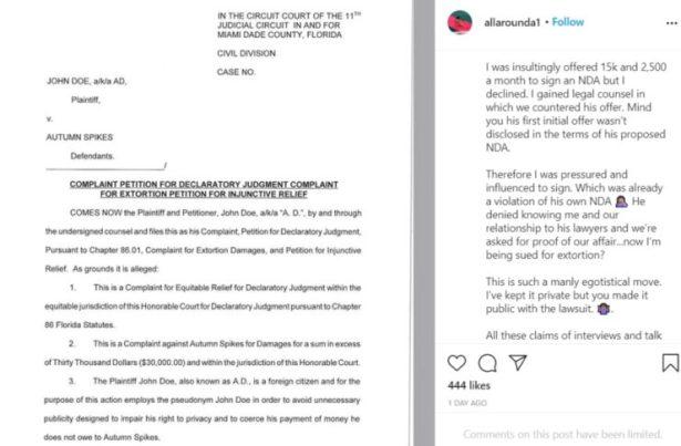Aliko Dangote sues his US-based side chic