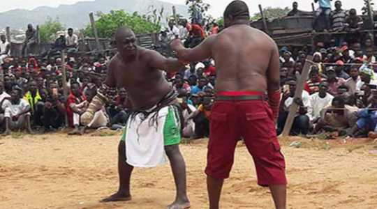 DAMBE | The Brutal Martial Tradition Where Hausa Butchers Allegedly Train For War 😲😲