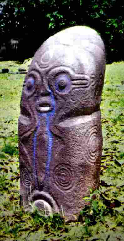 IKOM MONOLITHS   Akwa Ibom Mystery Stones World Researchers Are Still Trying To Solve