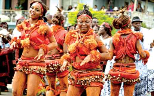 CULTURE: Top Five Traditional Dance Moves from Nigeria
