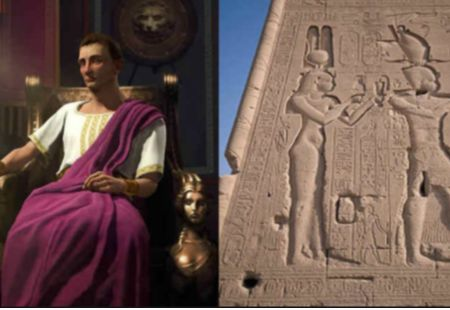 CAESARION: The Forgotten 3-Year-Old 'King Of Kings', Son Of Julius Caesar Who Died Very Young
