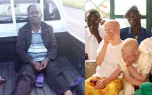 THOMAS MUHOSHA: The Catholic Priest Who Was Linked To Albino Killings In Malawi