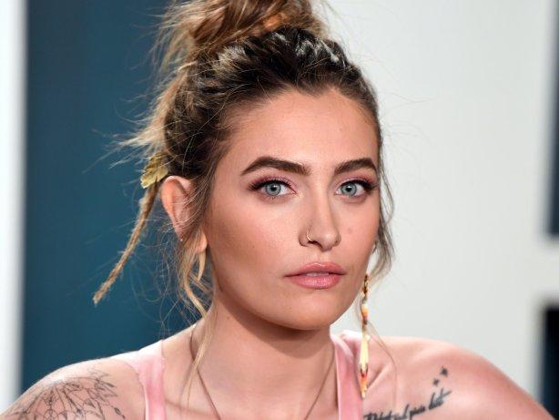 Michael Jackson's daughter Paris regrets failed suicide attempts