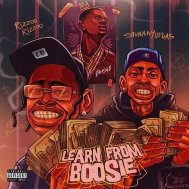 DOWNLOAD Rizzoo Rizzoo – Learn From Boosie Ft. Stunna 4 Vegas MP3