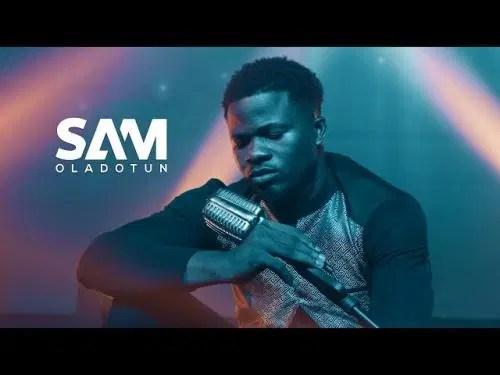 DOWNLOAD Sam Oladotun – Shower Me MP3