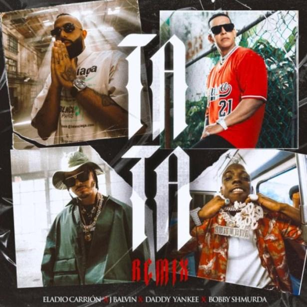 DOWNLOAD Eladio Carrion & J Balvin – TATA (Remix) Ft. Bobby Shmurda & Daddy Yankee MP3